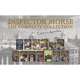 Colin Dexter, Inspector Morse