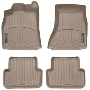 Audi A4 (B8 Body) Weather Tech Mats + Cargo Liner