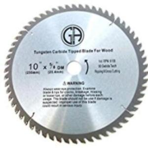 Professional Woodworker 10' Carbide Tipped Saw Blades
