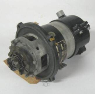 Want to Buy a Replacement Aircraft Starter Motor For Boat Winch