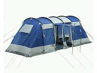 New 6 berth tent Skandika Montana