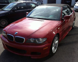 2004 BMW 3-Series 330ci M PACKAGE Convertible