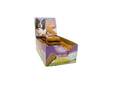 Pointer Big Bites Chicken Biscuits Dog Treats 14's Dog Food Feed
