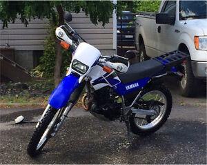 2007 Yamaha XT225