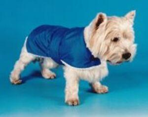 WATERPROOF-DOG-PUPPY-COATS-FLEECE-LINED-BARGAIN