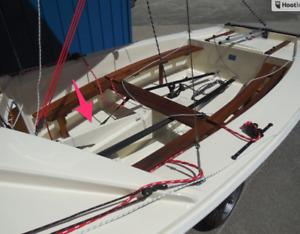 Dérive  pour CL16 - boat drift