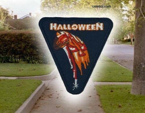 Halloween Movie Horror Retro Vintage Style Punk Goth Iron on Patch Applique NEW
