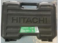 Hitachi 18v lithium ion combi drill