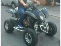 58 plate Quadziller 450cc Road legal