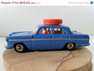Corgi Toy Car 1964 Austin A60 Driving School