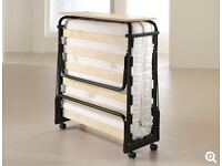 Jaybe folding guest bed (small double size)