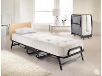 Jay-Be Crown Premier Single Folding Bed - collection only