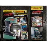 Air Dragon Portable Air Compressor Emergency automatically stops As Seen on TV