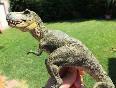 2005 T-Rex Papo Green Tyrannosaurus Rex