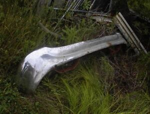 1955 OLDS FRONT BUMPER IN GOOD USED COND.$85.00