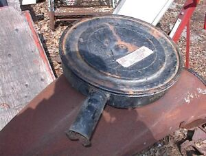 USED 1960-64 OLDS 2BBL ORIGINAL AIR CLEANER 2 BBL $35.00