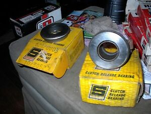 32 NEW MOPAR SCHIEFER RELEASE BEARINGS,1 HEMI, $30.00 EA