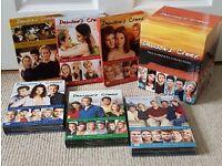 Dawson's Creek Complete DVD Season 1 to 6 Series 1-6 Box Set
