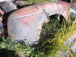 NICE USED RITE FRONT FENDER TO FIT 1947-48 FORD CARS $95.00