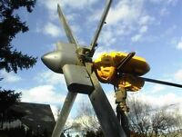 Pariss-Dunn wind generator,turbine,wincharger and parts wanted