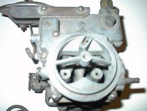 NICE USED 1957-8 OLDS TRI-POWER J2 FRONT CARBURETOR $175