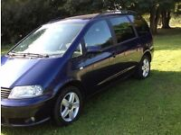 2005 Automatic Seat Alhambra stylance 1.9 Diesel for quick sale !