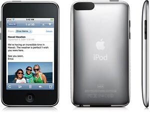 iPod Touch - 3rd Generation (no camera)