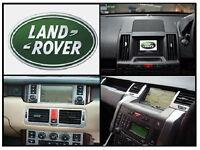 LAND ROVER / RANGE ROVER / SUBARU SATELLITE NAVIGATION UPDATE DVD ROM'S