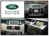 LAND ROVER / RANGE ROVER / SUBARU SATELLITE NAVIGATION UPDATES