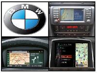 BMW SATELLITE NAVIGATION UPDATE DVD ROMS ( ALL MODELS )