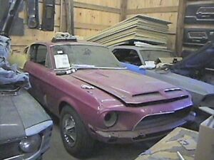 Looking for old Mustang Needing Work