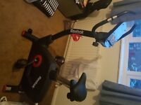 Reebok GB50 Exercise Bike. Exellent Condition, Fully digital screen with many levels and options.