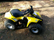 suzuki LT80 quad Ashton Adelaide Hills Preview