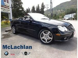 2005 Mercedes-Benz CLK-Class 500 5.0L-V8- AWESOME RIDE!