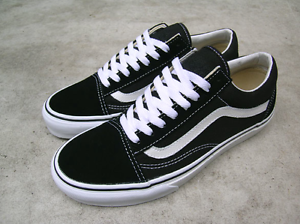 Vans Old Skool black/white - Size Us 7 Joondalup Joondalup Area Preview