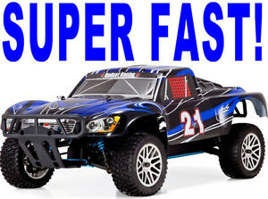 Vortex-SS-1-10-Scale-Nitro-Gas-Redcat-Racing-Remote-Control-Truck-Buggy-RTR-USED