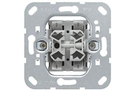 Gira 013900 Einsatz Wippschalter und -taster 10 AX 250 V~ Wechsel / Wechsel