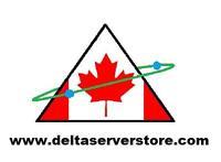 Dell PowerEdge Server , IBM SystemX Server , HP Proliant Server , HP WorkStation , Dell WorkStation