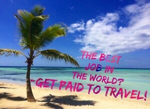Travel Company is looking for Sales Personnel. Earn Big Commissi Québec City Québec image 1
