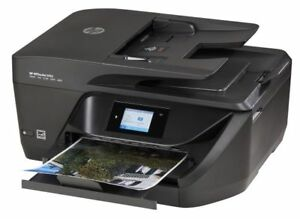 HP OfficeJet 6962 PRINT + FAX + SCAN + COPY + WEB