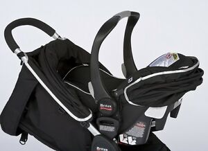 britax B-Safe car seat and  B-Agile stroller