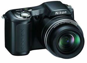 Camera Nikon Coolpix L100