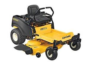 NEW CUB CADET V-TWIN 50 INCH ZERO TURN MOWER - BARGAIN HURRY Fyshwick South Canberra Preview
