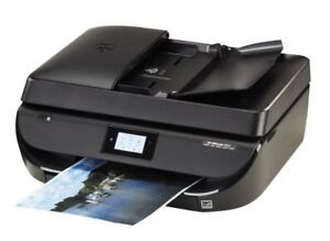 Wireless HP Printer, copy, scan, fax. Only used once.