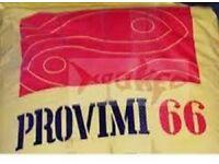1kg bag of Provimi 66 fishmeal.