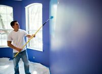 Experienced Painter. Available immediately.