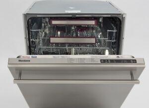 Premium BloomBerg 42 dBa German Tech. Dishwasher w/ 3rd Rack