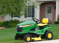 Lawn care (mowings)