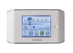 Ecobee EB-STAT-02 Wi-Fi Thermostat