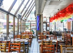 Toronto Downtown Restaurant For Sale On Church St. with Amazing